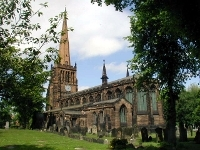 Aston Parish Church