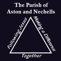 Aston and Nechells logo - Following Jesus and Making a Difference Together