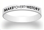 Make Poverty History logo